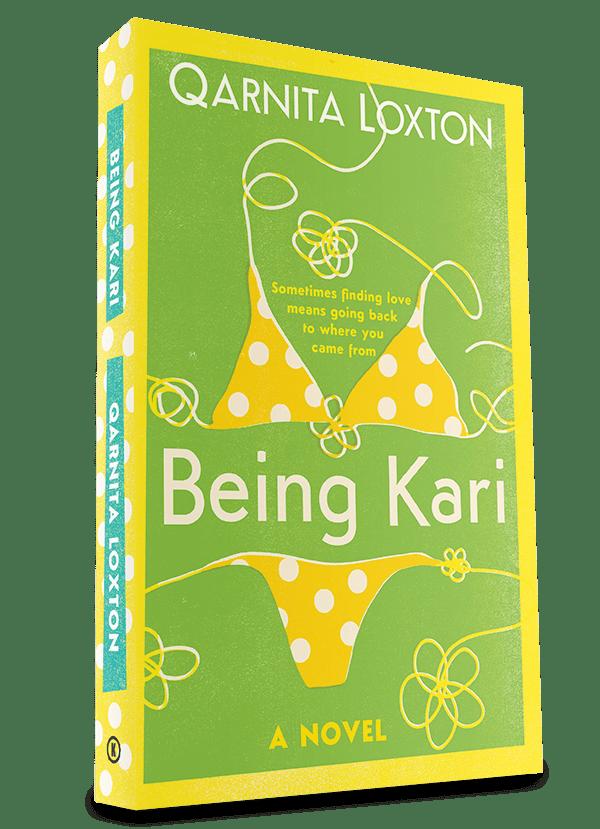 Qarnita Loxton - Being Kari