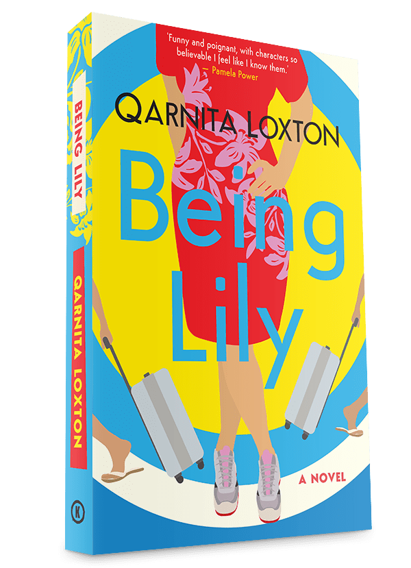 Qarnita Loxton - Being Lily